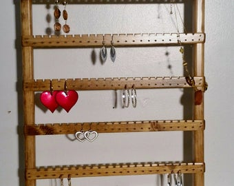 Jewelry Stand Earring Organize Earring Display Earring Rack Earring Holder Earring Organizer Stand Earring Storage Jewelry Rack