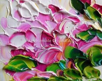 Original art, original oil , Oil Painting Peony, oil painting, original painting, gift, home gallery, under fifty