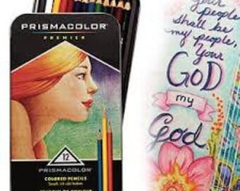 Prismacolor Premier Colored Pencil set of 12