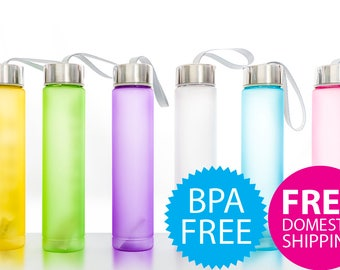 Frosted Reusable Waterbottle