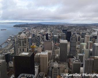 Seattle's Downtown (Seattle, WA)