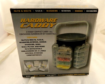 Hardware caddy bucket storage NIP
