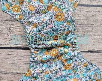 Birdie Bloom Ai2 Cloth Diaper