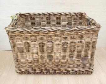 Vintage Mill Basket