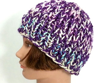 Purple Haze Knit Beanie - Limited Edition Daydream Collection