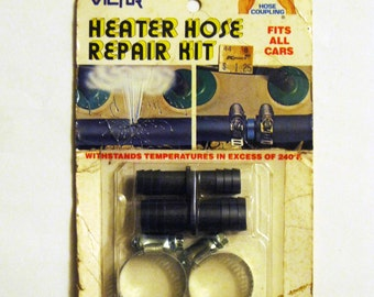 "Vintage VICTOR ""Heater Hose Repair Kit"