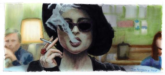 Marla Poster Print