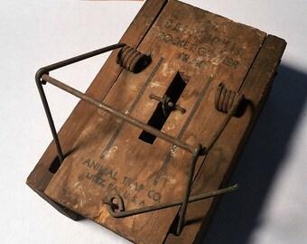 44 California Pocket Gopher Trap