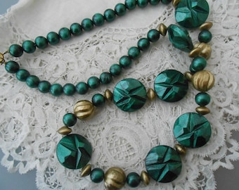 1980's necklace