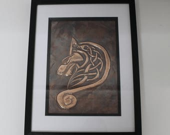 Celtic Copper Art