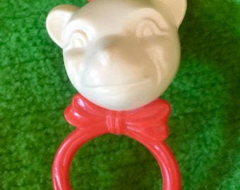 Shake RATTLE and Roll!  Vintage Rattle