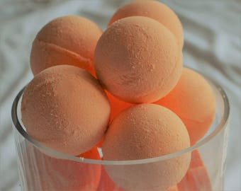 Citrus Bath Bombs
