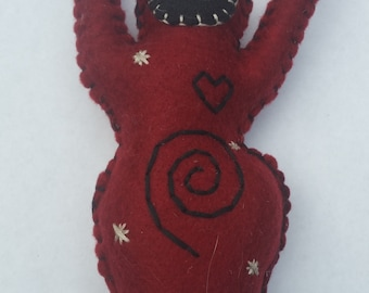 Lilith Goddess Doll