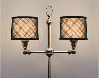"Lamp Shade: Chandelier Sconce Shade ""Gossamer"""