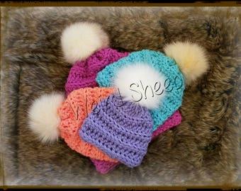 Embe Hat - Crochet - PDF FILE ONLY