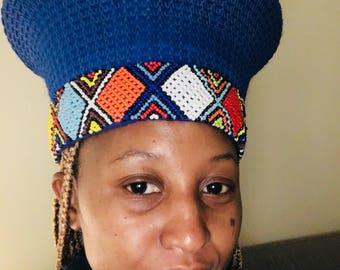 Isicholo Zulu crown / hat