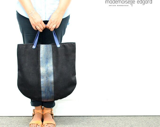 ELMO bag - Fish leather
