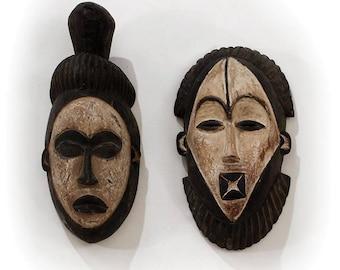 Bamou Woman Mask
