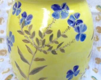 spring song vase