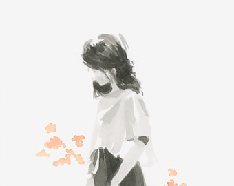 Daydream .  giclee art print available in all sizes