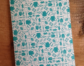 GROW - Tools of the Trade Letterpress Blank Card