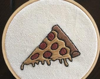 "Pizza 4""hoop"