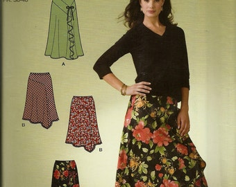 "Simplicity ""EASY""  4016       Misses Skirts with Variations     Size 8-18   Uncut"