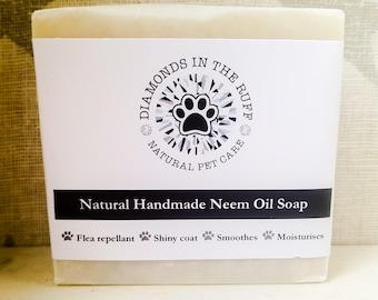 Natural Dog Soap