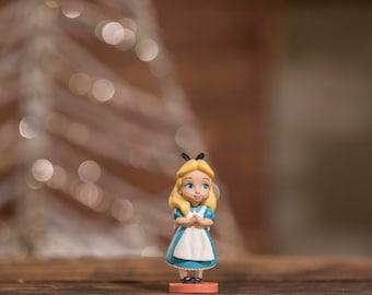 Alice in Wonderland Disney Princess Christmas Ornament