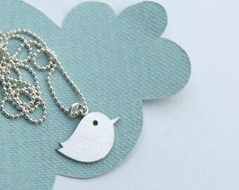 Tiny Chick Necklace