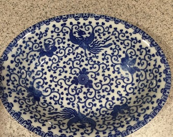 Japanese Porcelin Dish