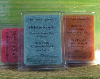 Wax Tart Melts   Highly Scented Wax Tarts   Wax Melts   Scented Wax Melts