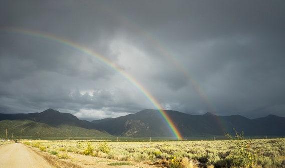 Desert Rainbows