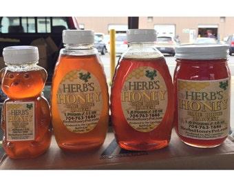 Blue Ridge Harvest - Sourwood Honey