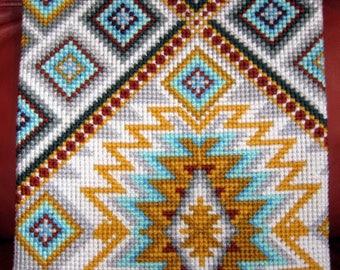 Southwest Design 2 Quickpoint  Pillow