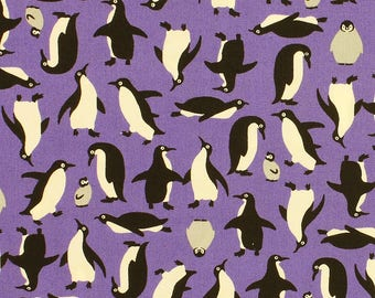 Penguin fabric from Sevenberry Fat Quarter