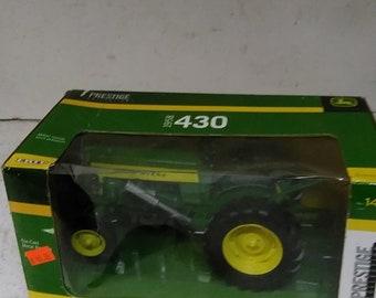 John Deere 430 toy tractor