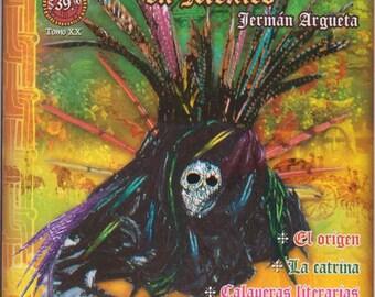 Gorgeous book Dia de Muertos en Mexico Jerman Argueta Free US Shipping
