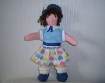 small traditional doll