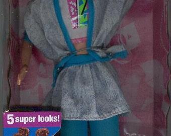 1989 High School Chelsie Barbie Jazzie friend NRFB