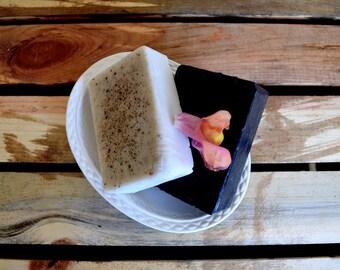 Handmade fair trade soap