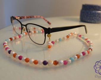 Colorful Glasses Cord