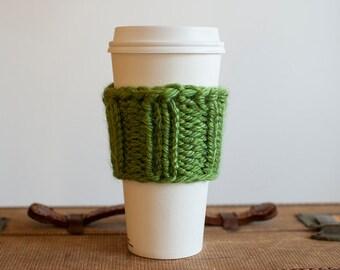Travel Coffee Mug Cozy + You Choose the Color