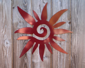 Tribal Sun (Steel)