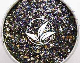 EcoStardust Midnight Biodegradable Glitter