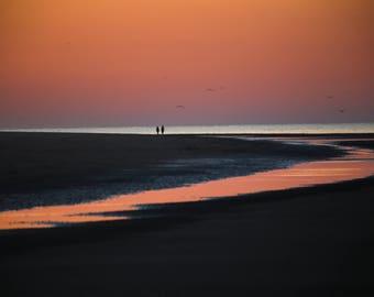Fine art photography, south Carolina, Hilton head island, beach, ocean, wall decor, sunrise, landscape, travel photography, art prints, Sand