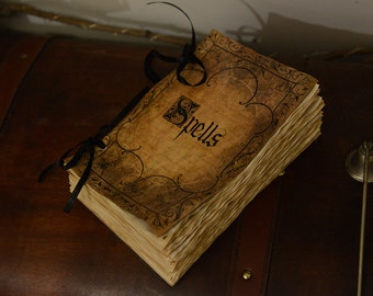 Spells Journal