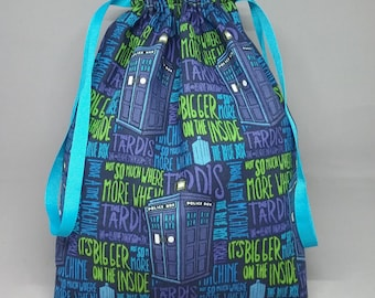Treasure Bag, Bigger on the Inside