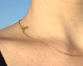 Silver Zodiac Jewelry - Aries Zodiac Necklace - Astrology Jewelry - Aries Astrology Necklace