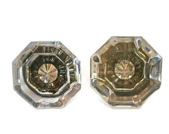 Glass door knobs | Etsy